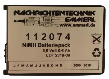 Akku für Siemens Gigaset 4000 micro