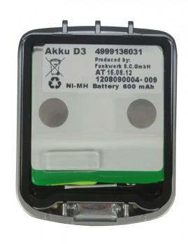 Akku für Avaya D3